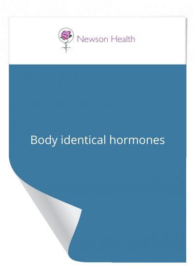 Body Identical Hormones