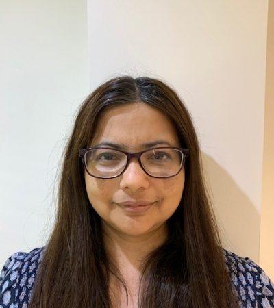 Dr Priyanka Saxena